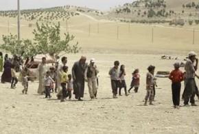 داعش يختطف نحو ألفي مدني أثناء خروجهم من مدينة منبج بسوريا