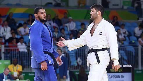 """اللجنة الأولمبية تؤكد أن رفض """"الشهابي"""" مصافحة منافسه الاسرائيلي """"تصرف شخصي"""""""