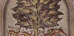 وضع اللمسات الأخيرة لإزاحة الستار عن إحدى أكبر لوحات الفسيفساء في أريحا