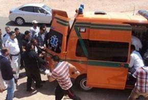 مصرع أمين شرطة في تجدد خصومة ثأرية بين عائلتين بقنا