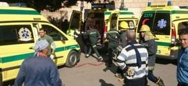مسئول كنسي: مبنى الكاتدرائية لم يتضرر..وحصيلة الضحايا مرشحة للارتفاع