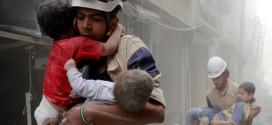 1324 مقاتلا يلقون السلاح وإجلاء 78 ألف مدني من مدينة حلب