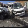 وفاة وإصابة 20 مواطن في حادث تصادم بالطريق الدولي بالدخيلة محافظة الاسكندرية .