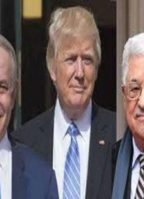 """المبعوث الفلسطيني لأمريكا يؤكد علي ضرورة التزام ترامب  """"بحل الدولتين """" خلال زيارته المقبلة للشرق الأوسط"""