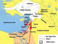 انتصار مصر بقيادة رمسيس الثانى في الحرب العالمية – قادش – 4