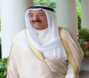 أمير الكويت يسافر إلي السعودية لإحتواء الأزمة القطرية