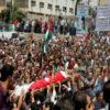 """خلال تشيع جنازة """" جواودة"""" الأردنيون يطالبون بالغاء معاهدة السلام  ... ونتنياهو يشكر الملك"""