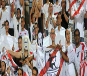 مرتضي منصور يطالب بحضور 40 ألف في مواجهه الزمالك مع أهلي طرابلس