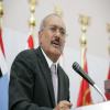 """صالح يستعرض قوته ، وموالون للحوثي يستنكرون وصفه لهم بـ  """" المليشيا """""""