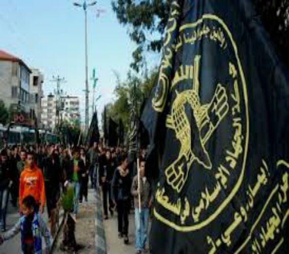 """"""" الجهاد """" تنظم مسيرة بغزة وتدعو القاهرة لاستئناف جهودها لاتمام المصالحة الفلسطينية"""