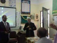 وكيل تعليم سوهاج يتابع ختام تدريب كوادر العلاقات العامة وخدمة المواطنين بمديرية التربية والتعليم والادارات على لغة الإشارة.