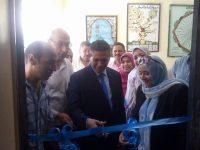 سوهاج : افتتاح مركز رعاية الموهوبين والتعلم الذكى بطهطا