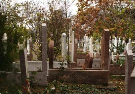الساهروبن مع الموتي - أوراق عربية
