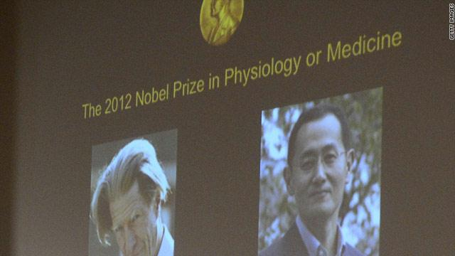 Photo of لمن ذهبت جائزة نوبل للطب 2012؟؟