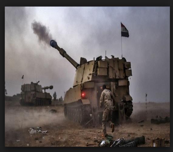 Photo of قائد عراقي : أتوقع أن يتم طرد تنظيم الدولة الإسلامية من الموصل في مايو