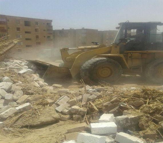 Photo of 169 محضر اشغالات خلال يوم واحد بأحياء شرق وغرب أسيوط