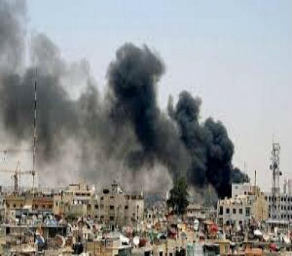 Photo of قذيفه صاروخية تقتل إمرأتين إثر سقوطها في منطقة أبو رمانة بدمشق