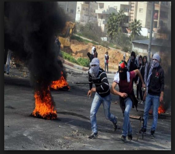 Photo of في مواجهات الجمعة  … جرح 15 فلسطيني في رام الله