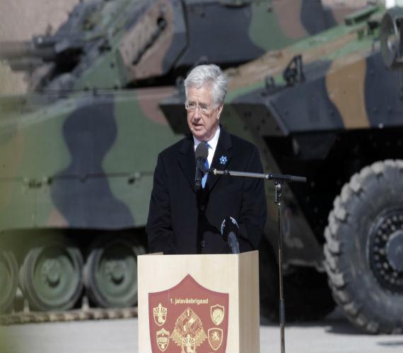 Photo of وزير الدفاع البريطاني: بلادنا لن تتردد عن استخدام الأسلحة النووية ضد أي إعتداء