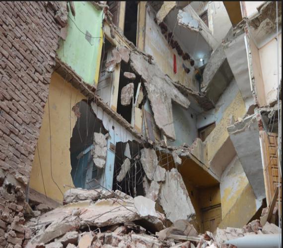 Photo of مقتل اثنين وإصابة أخرين والحماية المدنية تبحث عن المزيد عقب إنهيار منزل بـالجيزة