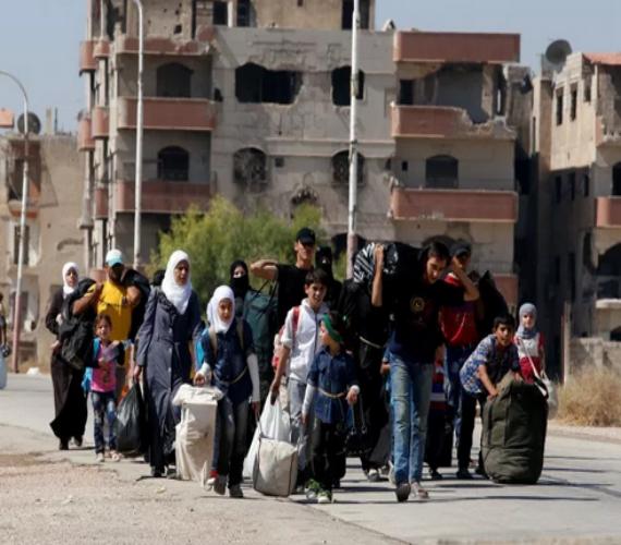 Photo of اللجنة الروسية التركية تعلن قبول 218 فصيل و 1495 مدينة وبلدة سورية الانضمام لوقت اطلاق النار