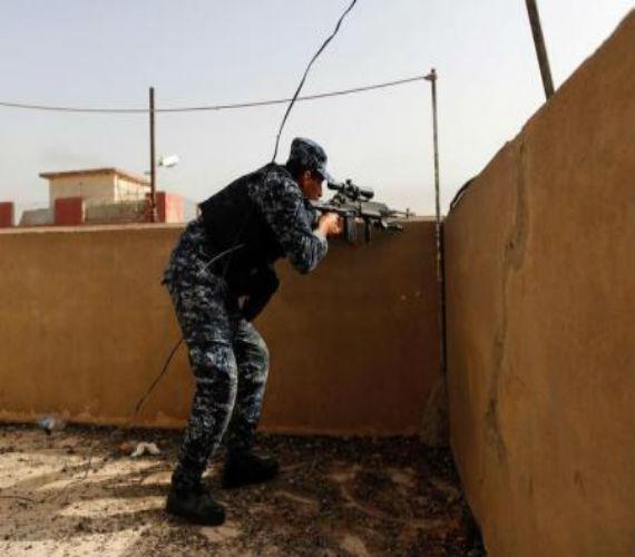 """Photo of القوات العراقيه تسعي لإستعادة """" الجامع """" الذي أعلن البغدادي منه الخلافة قبل رمضان"""