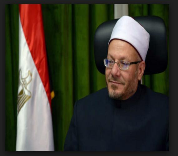 Photo of المفتي : جماعات التطرف والإرهاب مفسدون في الأرض ولن يصلح الله أعمالهم