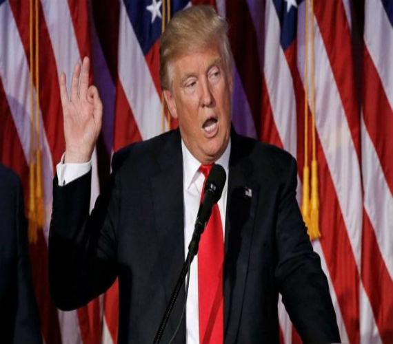 """Photo of ترامب يصف دعم أمريكا لفصائل المعارضة السورية بأنه """"هائل وخطر ونفقات مهدورة"""""""