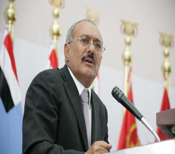 "Photo of صالح يستعرض قوته ، وموالون للحوثي يستنكرون وصفه لهم بـ  "" المليشيا """