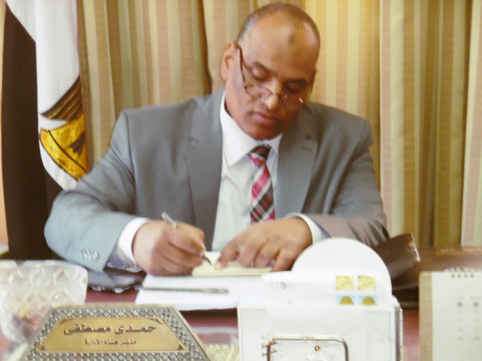 Photo of سوهاج | حمدى مصطفى يتسلم مهام عمله مديرا عاما لإدارة جرجا التعليمية.