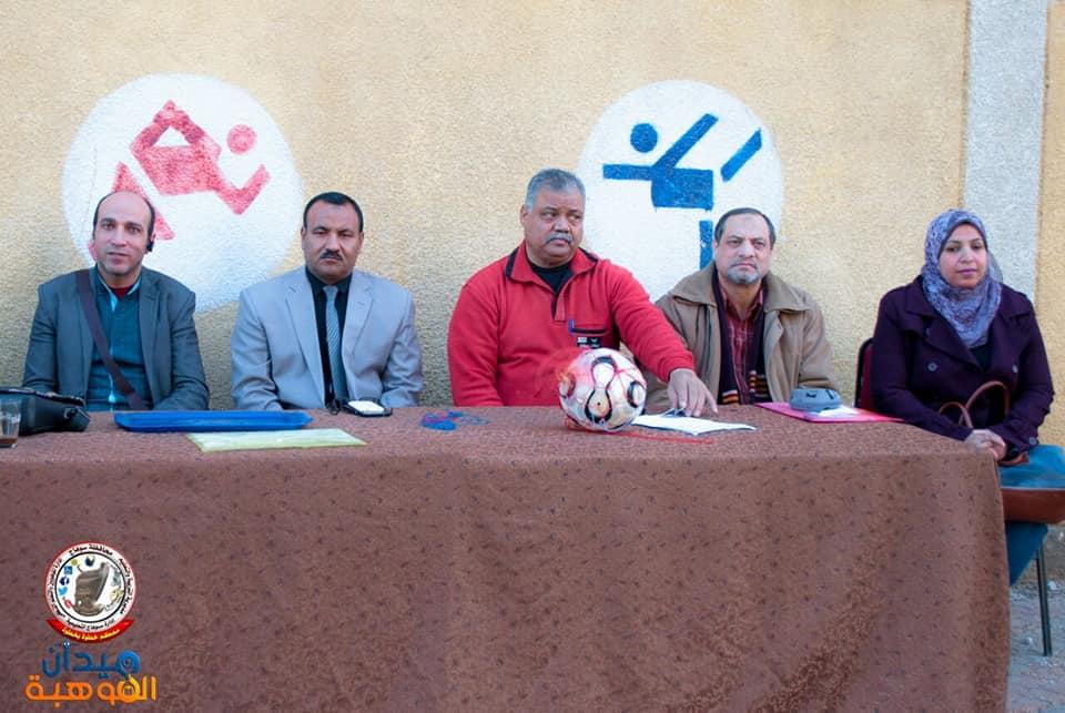 Photo of انطلاق بطولة (اللواء نبيل فراج) فى كرة القدم للطلاب الموهوبين بسوهاج