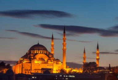 حين أغلقت المساجد - أوراق عربية