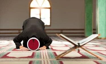 مسلم يسجد ، أوراق عربية