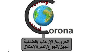 Photo of كاريكاتير أوراق عربية – عماد عواد … العالم وكورونا
