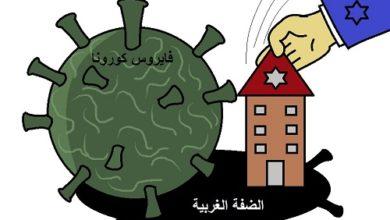 Photo of كاريكاتير أوراق عربية – عماد عواد … كورونا وضم الضفة الغربية