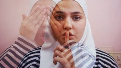 Photo of سارة إبراهيم  لموقع أوراق عربية  … صخرة بلال